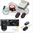Multifunction Motorcycles Antitheft Engine Start Alarm Remote Control Safety Kit