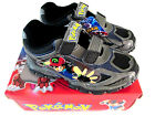 POKEMON GO SHOES 1 GREY BLACK OFFICIAL 2006 TAG BRAND NEW
