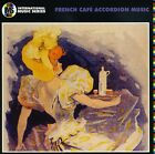 French Cafe Accordio French Cafe Accordion Music New CD UK Import