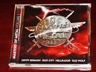 Masters Of Metal Vol. 1 CD 2016 Crypt Sermon, Riot City, Hellrazor, Old Wolf NEW