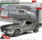 GREENLIGHT 12909 118 1967 FORD MUSTANG CUSTOM ELEANOR GONE IN 60 SECONDS