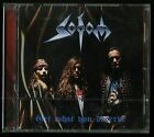 Sodom Get What You Deserve CD new SPV 084-76762