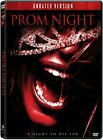 PROM NIGHT DVD 2008 Unrated Edition New Factory Sealed Free Shipping