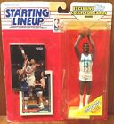 1993 Alonzo Mourning Starting Lineup Sports Superstar Exclusive Topps Collector