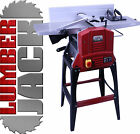 "Lumberjack PT1000 Professional 10""x5 Planer Thicknesser with Legstand 240v"