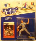 1988  TED HIGUERA - Starting Lineup -SLU - Sports Figure - MILWAUKEE BREWERS