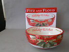 Fitz and Floyd Damask Holiday