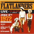 The Flatlanders - Live at the Knite June 8th 1972 [New CD]