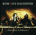 Romeo's Daughter - Delectable [New CD] Jewel Case Packaging