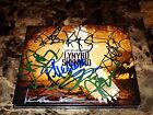 Lynyrd Skynyrd Rare Signed CD Last Of A Dying Breed Gary Rossington Black Crowes