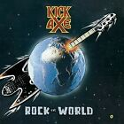 Kick Axe - Rock The World [New CD] Deluxe Edition, Rmst, UK - Import