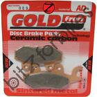 Brake Pads Goldfren Front Right AJS Regal Raptor DD 250 E 2004 to 2009