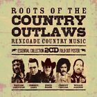 Various Artists - Roots of the Country Outlaw / Various [New CD] UK - Import