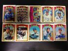 Signed lot(10) of 1972 Chicago Cubs cards with Kessinger,Beckett,Pappas,Hands,et