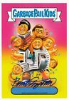 2016 Topps Garbage Pail Kids Prime Slime Trashy TV Trading Cards 22