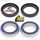 All Balls Front Wheel Bearings & Seals Kit For Gas Gas SM 450 FSE 2004 04