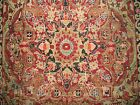 Antique Persian Lavar Kerman Kirman Rug Size 3'10''x5'9'' Gorgeous