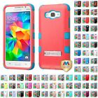For Samsung Galaxy Grand Prime LTE G530 Hybrid TUFF IMPACT Phone Case Hard Cover