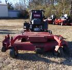 Used Toro Turboforce 52 Walk Behind Mower 17 HP With Sulky