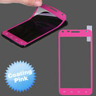 For Samsung Epic Touch 4G Coating Screen Protector Pink