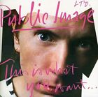 Public Image Ltd. - This Is What You Want This Is What You Get [New CD]