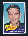 Gaylord Perry Cards, Rookie Card and Autographed Memorabilia Guide 6
