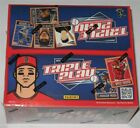 Lot 6 Sealed Unopened 24 Pack Boxes 2013 Panini Triple Play Baseball Cards box