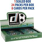 2015 Donruss Soccer Factory Sealed 24 Pack Box Fanatics Authentic Certified