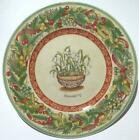 Villeroy Boch Festive Memories Christmas Snowdrop Salad Plate Germany Porcelain