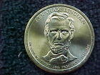 2010 D ABRAHAM LINCOLN PRESIDENTIAL DOLLAR BU FROM US MINT ROLL TYPE 1