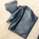 T5 Leather Cow Hide Cowhide Upholstery Craft Fabric Comfy Blue Berry 49 sq ft