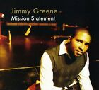 Jimmy Greene - Mission Statement [New CD]
