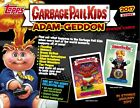 2017 GARBAGE PAIL KIDS ADAM-GEDDON HOBBY COLLECTOR ED CASE 8 BOX SEALED CASE