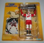 Steve Yzerman with Stanley Cup 1998 Kenner Starting Line Up Hasbro CDN