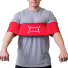 Sling Shot Original Power Lifting Band by Mark Bell, Red - Increase your bench!