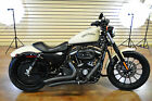2014 Harley-Davidson Sportster  2014 Harley Davidson Sportster XL883 Iron NO RESERVE 750 Miles Dealer Over Stock
