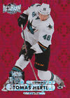 2013-14 Fleer Showcase Hockey Cards 43
