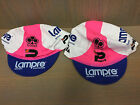 Genuine Classic LAMPRE COLNAGO Cycling cap Italian Made