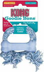 KONG Puppy Goodie Bone w Rope Pink or Blue X Small