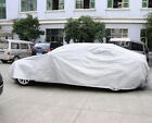 Waterproof Uv Snow Full Car Cover Sun Rain Resistant Protection Smlxlxxl
