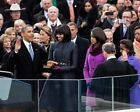 PRESIDENT OBAMA TAKES OATH OF OFFICE 2013 16x20 SILVER HALIDE PHOTO PRINT
