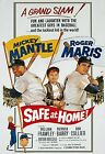 MAGNET Movie Poster Photo SAFE AT HOME 1962