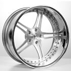 4rims 22 Staggered AC Forged Wheels Rims Split5 Satin 3 piece