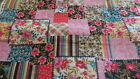 SNUGGLE FLANNEL PINK FLOWER BUNCHES 1 YARD BTY