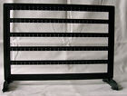 EARRING DISPLAY RACK Holds 60 pairs (Jewelry, necklace, bracelets, stand) #505