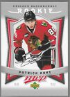 Patrick Kane Hockey Cards: Rookie Cards Checklist and Memorabilia Buying Guide 12