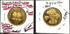 GOLD PAPUA NEW GUINEA PROOF 1979 100 GOLD KINA-RARE 3,492 MINTED-A STUNNING COIN