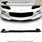 Made for 98 02 Camaro ZSP RA PU Front Bumper Lip Add On Chin Spoiler Body Kit