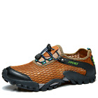 Mens Mesh Breathable water river creek sport sneakers shoes trail hiking outdoor