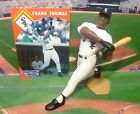 1995  FRANK THOMAS - Starting Lineup - SLU - Figurine & Card - CHICAGO WHITE SOX